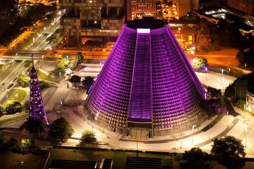 Catedral de Río de Janeiro  Uno Propiedades Blog