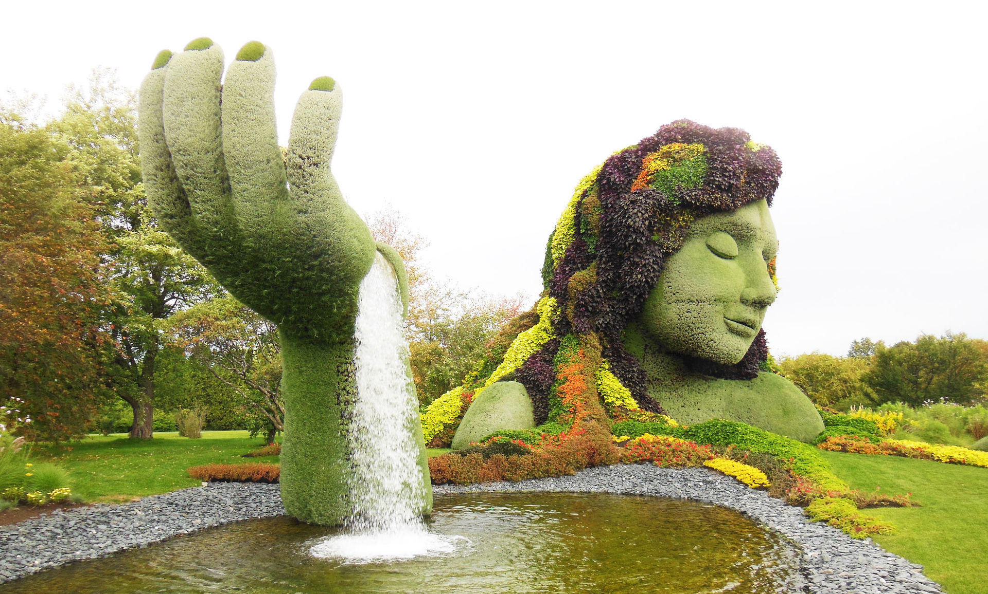 Resultado de imagen para Jardín botánico de Montreal