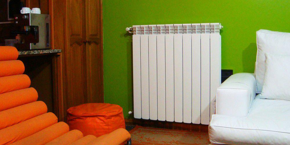 Calefaccion por radiadores airea condicionado - Radiadores aluminio calefaccion ...
