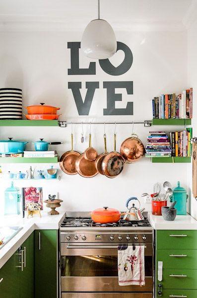 Cocinas peque as y funcionales uno propiedades blog - Ejemplos cocinas pequenas ...