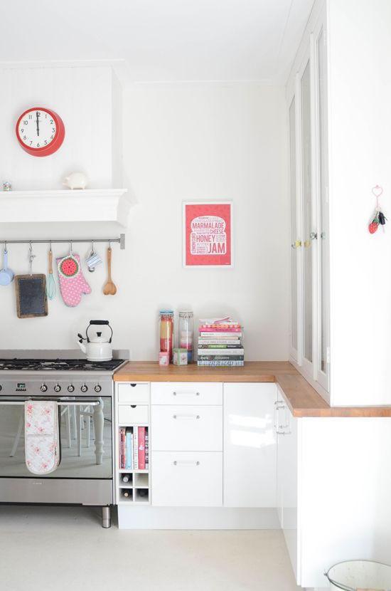 Cocinas peque as y funcionales uno propiedades blog for Cocinas funcionales